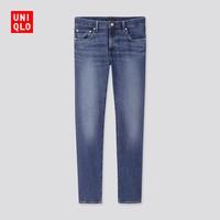 优衣库 男装 修身牛仔裤(水洗产品) 428684 UNIQLO