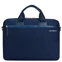 新秀丽(Samsonite)单肩背包 苹果MacBook air/Pro电脑包 手提内胆包13.3英寸笔记本包 BP5*11002 藏青色 *2件