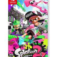 Nintendo 任天堂 Switch游戏 NS卡带 Splatoon2 喷射战士2 乌贼2 英文