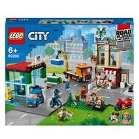 LEGO 乐高 积木 城市系列60292 城市中心