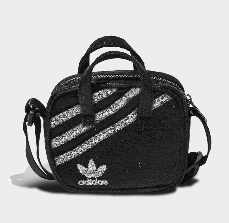 adidas 阿迪达斯 三叶草 BAG HB0012 易烊千玺同款 女士运动包