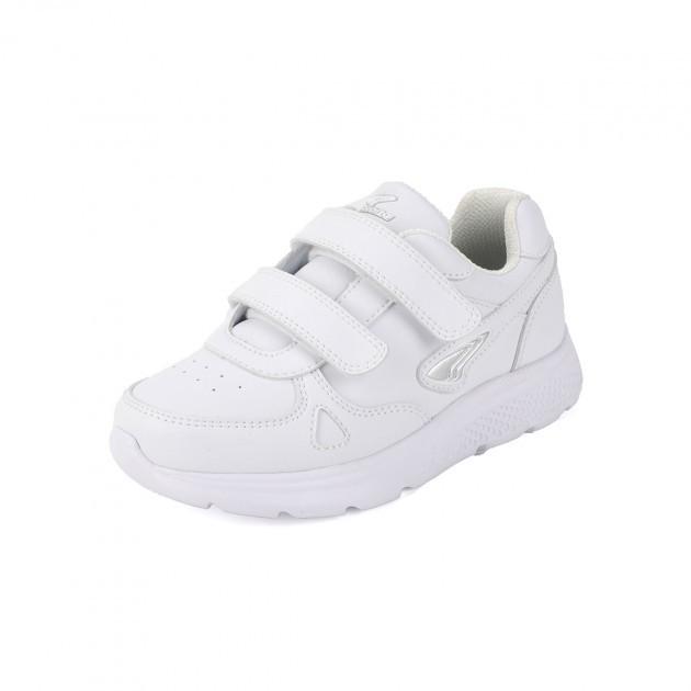 Dr.Kong  江博士 儿童小白鞋