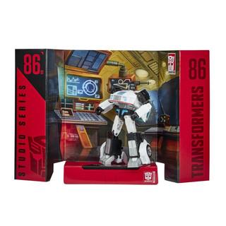孩之宝(Hasbro) 变形金刚 经典电影 加强系列 86版爵士 F0709 精美礼盒