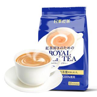 ROYAL MILK TEA 日东红茶 日东红茶 皇家奶茶粉140g *5件