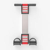 索维尔弹簧拉力器扩胸器男士健身器材家用多功能臂力器力量训练体育运动