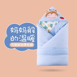 班杰威尔(BANJVALL)婴儿抱被秋冬加厚包被包 *3件