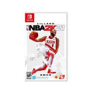 Nintendo 任天堂 Switch游戏卡带 NBA2K21  中文传奇版 卡带