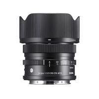 适马(SIGMA)24mm F3.5 DG DN Contemporary I系列 全画幅 无反广角定焦镜头 人文风光(L卡口)