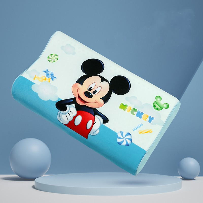 DISNEY 迪士尼 儿童乳胶枕定型枕