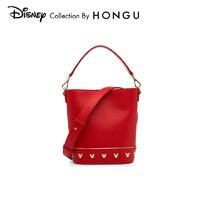 HONGU 红谷×迪士尼米奇联名款 Z5200149 女士时尚手提包