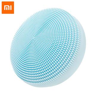 小米(MI) 米家声波洁面仪智能洗面仪毛孔清洁器双层轻柔清洁 米家声波洁面仪 蓝色