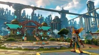 PS4《瑞奇与叮当》中文数字版游戏