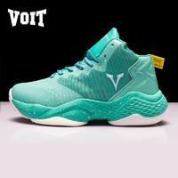 沃特(VOIT)新款男款篮球鞋透气运动鞋实战球鞋