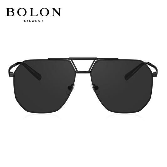 BOLON 暴龙 BL7150C10 多边形太阳镜