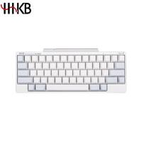 HHKB Professional HYBRID Type-S 白色无刻版 静电容键盘 静音键盘 蓝牙有线双模 编程专用布局 60键