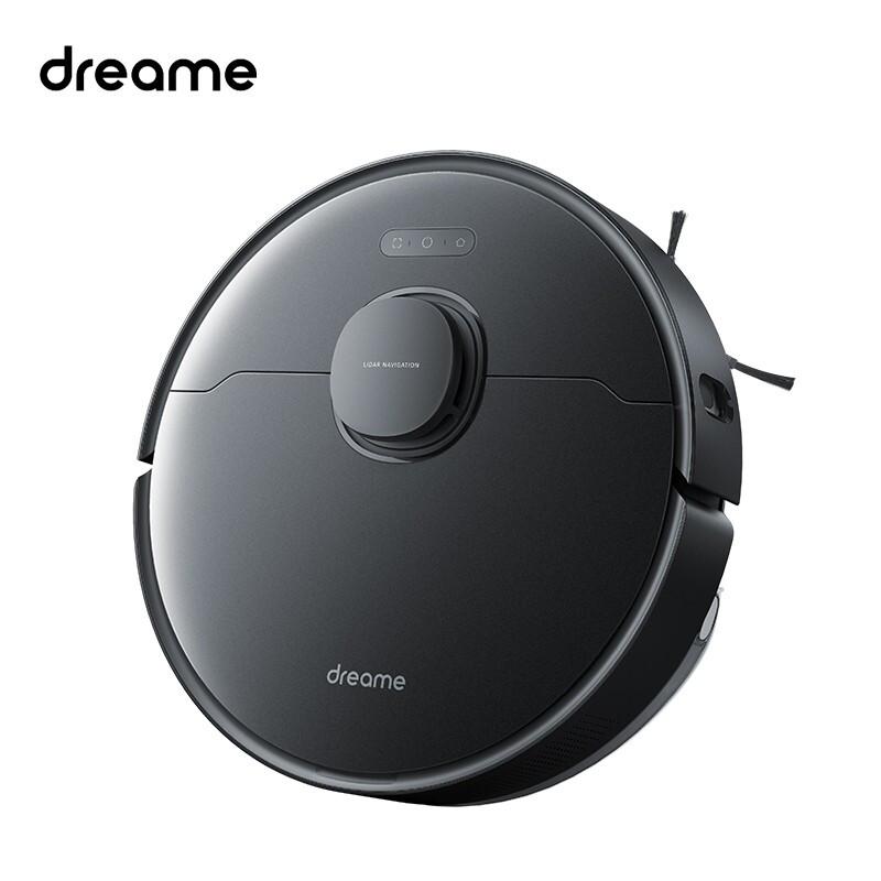 追覓(dreame) L10 Pro 掃地機器人掃拖一體機4000Pa大吸力 智能吸塵器 激光導航 3D避障