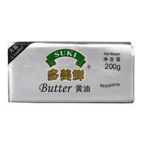 SUKI 多美鲜 动脂黄油  200g *20件