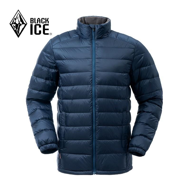 BLACK ICE 黑冰 T1201 男士戶外羽絨服