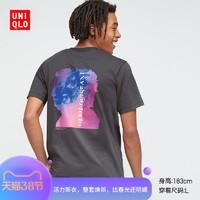 优衣库 男装/女装 (UT) 卢浮宫博物馆印花T恤(短袖) 437653UNIQLO