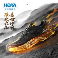 HOKA ONEONE中性飞速羚羊4羚云配色越野跑步鞋Speedgoat4减震防滑