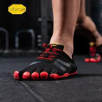 Vibram室内健身训练五指鞋男 赤足轻便室外运动五趾跑步鞋KSOEVO