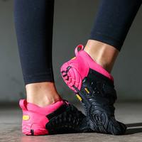 Vibram五指鞋女 室内综合训练健身跑步动物流运动鞋VTRAIN升级款