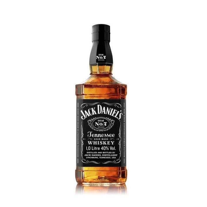 JACK DANIELS 杰克丹尼 美国田纳西州 威士忌 公升装1000ml