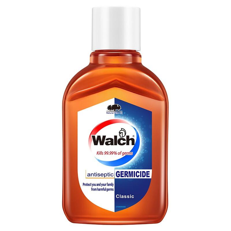 威露士高浓度消毒液有效杀灭99.999%细菌 60ml(旅行便携装)