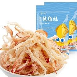 采小海 碳烤鱿鱼丝 45g*4袋