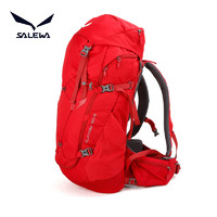 salewa沙乐华双肩包男女士运动户外探险旅行防水50L大容量登山包
