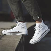 ALL STAR 男女款经典款百搭高帮帆布鞋