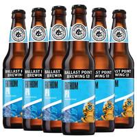 美国进口岬角深度探索 IPA巴乐丝平精酿啤酒355ml*6瓶 6瓶装