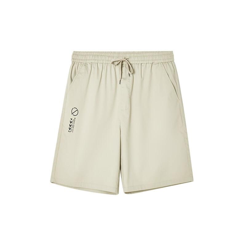 A21 R412116010 男款印花裤