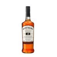 Bowmore波摩单一麦芽威士忌艾莱威士忌酒 行货洋酒 波摩18年