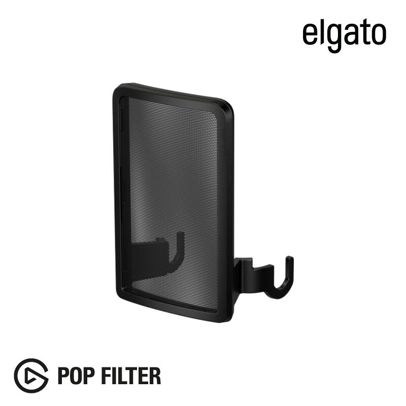 Elgato Wave系列麦克风防喷罩 防喷网 吸音罩