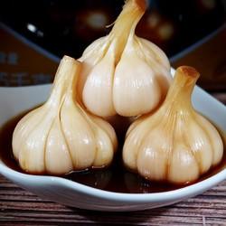 徽福祥 糖蒜头/酱汁咸蒜  500g