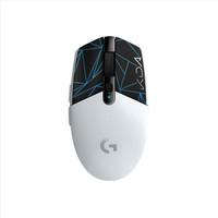 Logitech 罗技 G304 无线鼠标 英雄联盟女团限量装 12000DPI