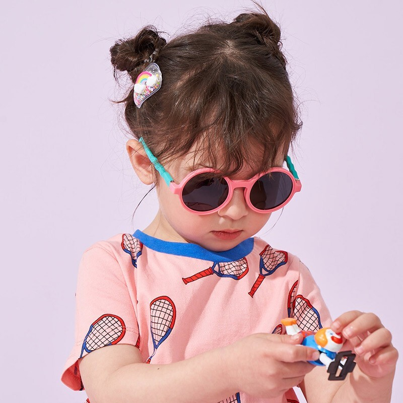 kocotree KK树 儿童偏光防紫外线太阳镜