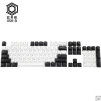 OSHID 欧希德 PBT腹灵980 机械键盘键帽 104键