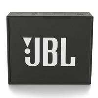 JBL 杰宝 GO 音乐金砖 蓝牙音箱 爵士黑