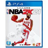 SONY 索尼 PS4游戏 NBA 2K21