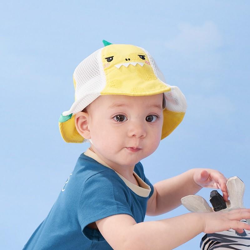 kocotree 嬰兒防曬遮陽帽