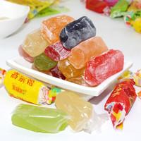 山东特产高粱饴糖果散装混合粮食糖怀旧网红拉丝高梁饴麦芽糖零食 高粱饴