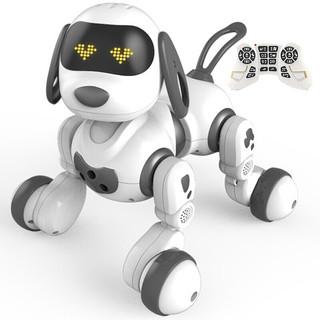 盈佳智能机器狗 儿童玩具男孩故事机 百科问答早教机 小孩1-3-6岁宝宝婴儿玩具女孩编程学习机