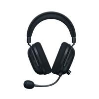 RAZER 雷蛇 旋风黑鲨V2 专业版 耳罩式头戴式蓝牙耳机 黑色