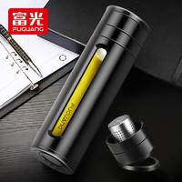 Fuguang 富光 WFS1030-500 耐热玻璃杯 500ml 黑色