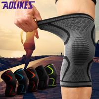运动护膝户外健身羽毛球深蹲跑步骑行篮球护腿足球膝盖半月板护具