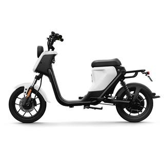 小牛电动 UQi CITI 都市版 电动自行车 TDR17Z 48V16Ah锂电池 白色