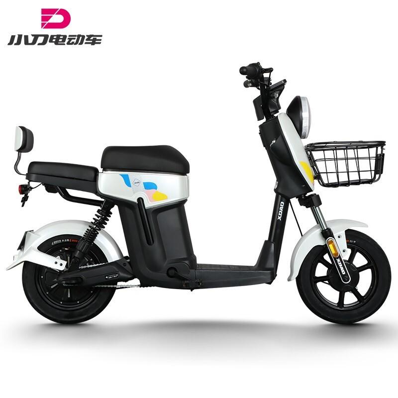 XDAO 小刀电动车 D3 48V20AH 新国标 电动自行车