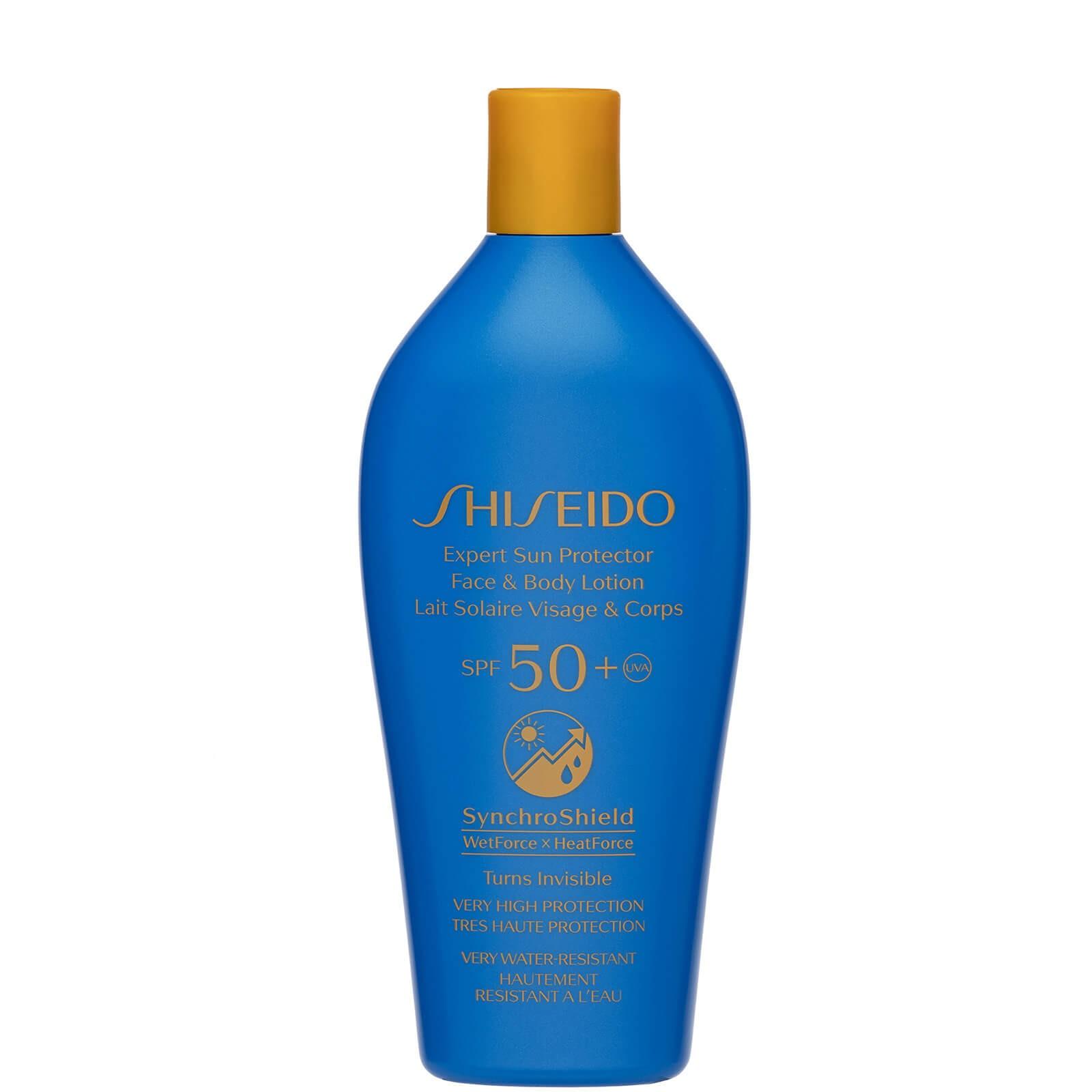 蓝胖子限量款防晒乳液 SPF50 + 300ml